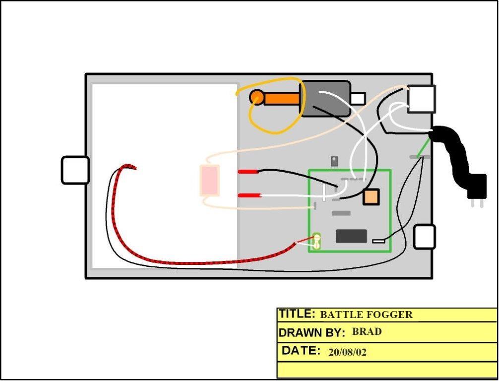 wiring diagram for fog machine wiring diagram u2022 rh msblog co Make Your Own Fog Machine Electric Oven Wiring Diagram